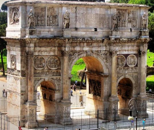Arcul de Triumf al lui Constantin cel Mare