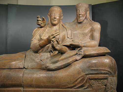 Sarcofag etrusc