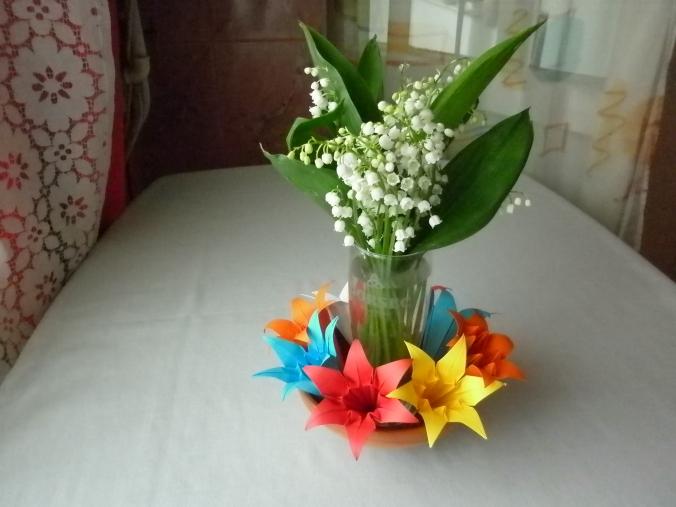 lacramioare si origami